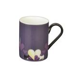 Кофейная кружка фиолетовая Berghoff Lover by lover 3800002