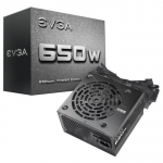 Блок питания ATX 650W EVGA 650 N1, Active PFC, вентилятор 12 см, 100-N1-0650-L2