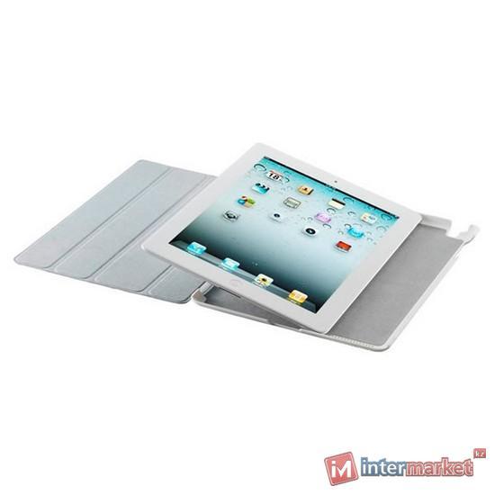 Чехол для планшета, Cooler Master, Wake Up Folio iPad4/iPad3/iPad2 Карбон, Белый