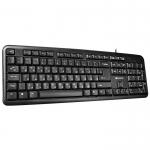 Клавиатура Canyon CNE-CKEY01-RU Black USB