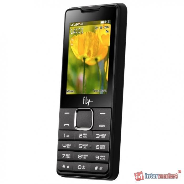 Мобильный телефон Fly DS116+, Black