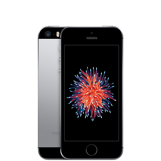 Смартфон Apple iPhone SE 16Gb, Space Grey
