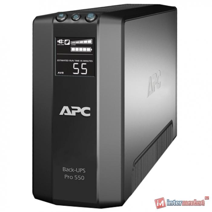 ИБП APC by Schneider Electric Power-Saving Back-UPS Pro 550
