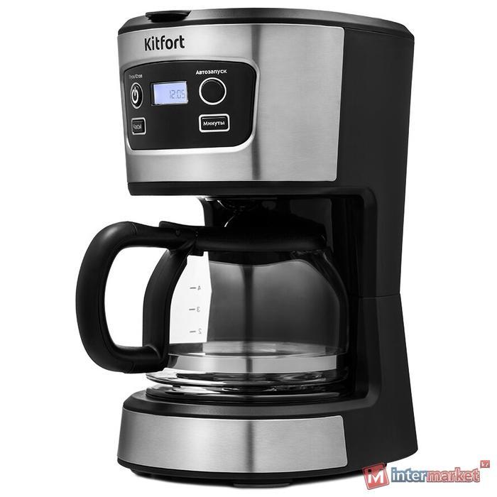 Кофеварка капельная Kitfort KT-738