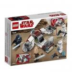 LEGO: Боевой набор джедаев и клонов-пехотинцев Star Wars 75206