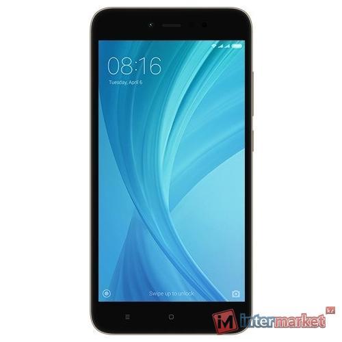 Смартфон Xiaomi Redmi Note 5A Prime 3/32GB Gray