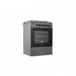 Кухонная плита SHIVAKI APETITO-50-10 G grey