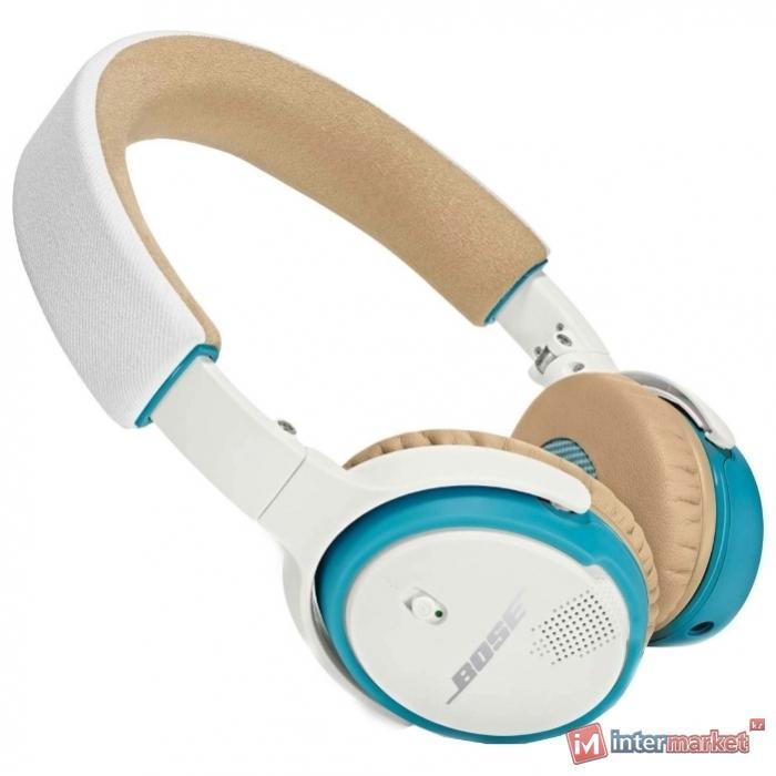 Наушники Bose SoundLink OE, WHT/BLU WW