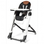 Стульчик Peg-Perego Siesta Follow Me Ebony