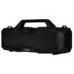 Портативная акустика SVEN PS-480, черный, акустическая система 2.0, Bluetooth, FM, USB, microSD, LED-дисплей /