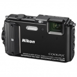 Компактная фотокамера Nikon Coolpix AW130, Black